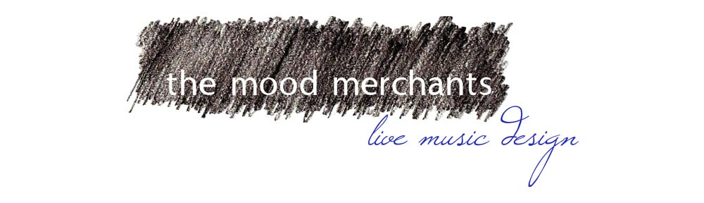 The Mood Merchants | Live Music Design